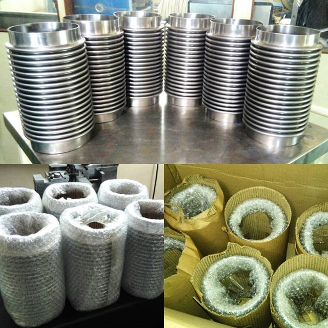Metal Bellow expansion joints manufacturer in India
